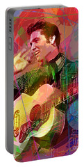 Elvis Rockabilly  Portable Battery Charger