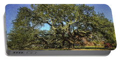 Emancipation Oak Tree Portable Battery Charger