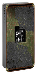 Embrace Through The Green Door Portable Battery Charger