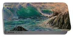 Emerald Sea Portable Battery Charger