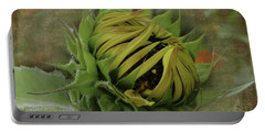 Emerging Sunflower Portable Battery Charger