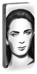 Emily Blunt Portable Battery Charger
