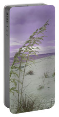 Emma Kate's Purple Beach Portable Battery Charger