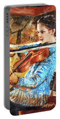 Emma's Violin Portable Battery Charger
