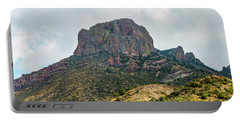 Emory Peak Chisos Mountains Portable Battery Charger