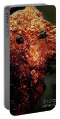 Empanada Man Portable Battery Charger