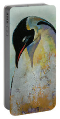 Emperor Penguin Portable Battery Charger