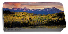 Empire Pass Autumn Portable Battery Charger