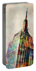 Empire State Building Portable Batteries Chargers