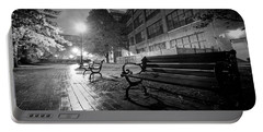 Portable Battery Charger featuring the photograph Emptiness by Everet Regal