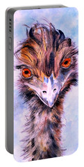 Emu Eyes Portable Battery Charger