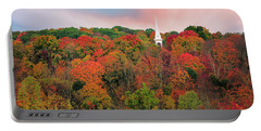 Enchanted Autumn Hillside - Thomasschoeller.photography  Portable Battery Charger