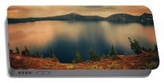Enchanted Lake No3 Portable Battery Charger