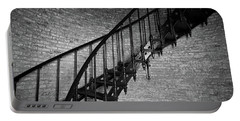 Enchanted Staircase II - Currituck Lighthouse Portable Battery Charger