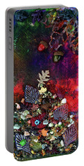 Enchanted Twilight Portable Battery Charger by Donna Blackhall