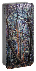 Enchanted Woods Portable Battery Charger