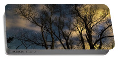 Portable Battery Charger featuring the photograph Enchanting Night by James BO Insogna
