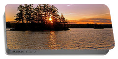 Portable Battery Charger featuring the photograph Enchantment by Lynda Lehmann