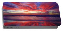 Portable Battery Charger featuring the photograph Encinitas Energy by John F Tsumas