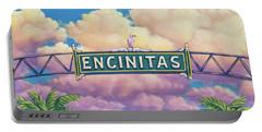Encinitas Sunset Portable Battery Charger