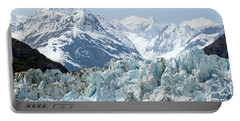 Glaciers End Of A Journey Portable Battery Charger