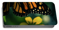 End Of Summer Monarch Portable Battery Charger