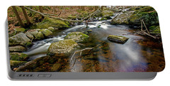Enders Falls Portable Battery Charger by Jim Gillen