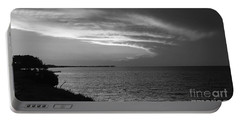 Ending The Day On Mobile Bay Portable Battery Charger