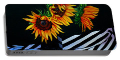Endless Summer Portable Battery Charger by Susan Duda