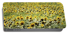 Endless Sunflowers Portable Battery Charger