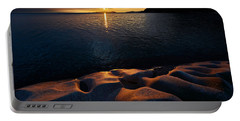 Portable Battery Charger featuring the photograph Enduring Autumn by Doug Gibbons