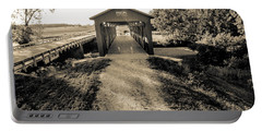 Engle Mill Covered Bridge Portable Battery Charger