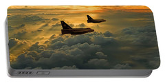 English Electric Lightning Sunset Flight Portable Battery Charger