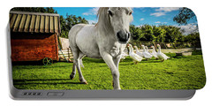 English Gypsy Horse Portable Battery Charger