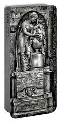 English Relief Sculpture Portable Battery Charger