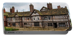 Historic Tudor Timbered Hall Portable Battery Charger