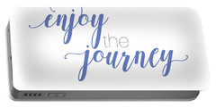 Enjoy The Journey Portable Battery Charger
