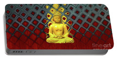 Enlightenment Of The Buddha Portable Battery Charger