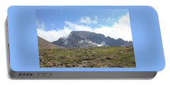 Portable Battery Charger featuring the photograph Entering The Boulder Field by Christin Brodie
