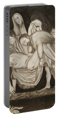 Entombment Portable Battery Charger