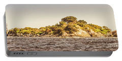 Entrance Island Lighthouse, Hells Gates Portable Battery Charger
