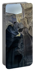 Entrance To Antelope Canyon Portable Battery Charger
