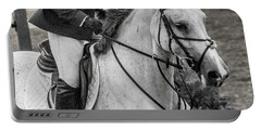 Entry Circle Show Jumping Portable Battery Charger