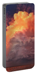 Epic Storm Clouds Portable Battery Charger