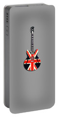 Epiphone Union Jack Portable Battery Charger by Mark Rogan