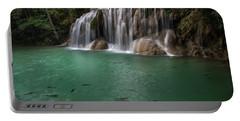 Erawan Falls 2nd Falls 2 Portable Battery Charger