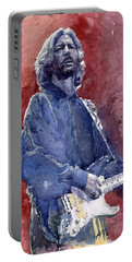 Eric Clapton 04 Portable Battery Charger