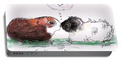 Eskimo Kisses Portable Battery Charger