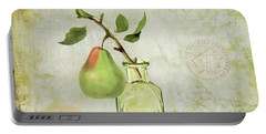 Essence Of Pear Portable Battery Charger