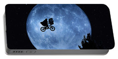 E.t. The Extra-terrestrial Portable Battery Charger
